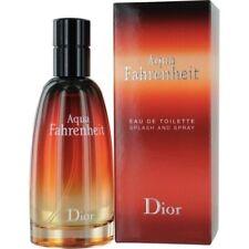 Christian Dior Fahrenheit Aqua 125ml EDT (M) SP Mens 100% Genuine (New)