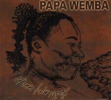 Papa Wemba(CD Album)M'zee Fula-Ngenge-Sonodisc-CDS 8836 SD30-France-199-New
