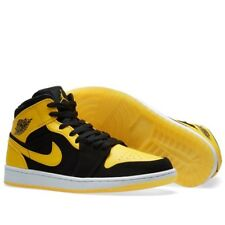 Nike Air Jordan 1 Mid 'New Love' Basketball Trainers OG Size 12 47.5 New & Boxed