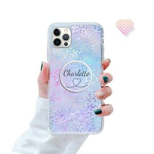 Personalised Phone Case Cover And Text Holder Stand For Apple Samsung 285-4