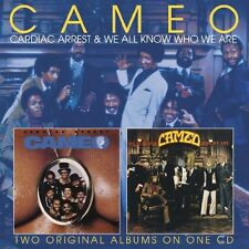 Cameo - Cardiac Arrest / We All Know Who We Are [New CD]