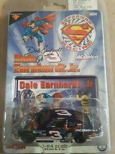 Dale Earnhardt Jr. #3 AC Delco Superman 1:64Monte Carlo Action Collectibles 1999