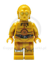 Lego Starwars Brand New in Blister Pack - C-3p0  with Wires (SW700)
