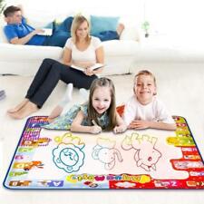 Water Doodle Mat Gift For Kids Toddlers Girls Boys 3-9 Years Fun Aqua Drawing