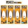 JCB Ampoule Bougie matte LED 3000K blanc chaud 3W / 6W BC / SBC / ES / SES