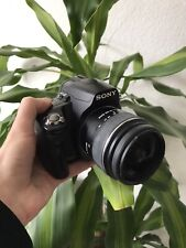 Sony Alpha A390 14.2MP Digitalkamera (Kit mit 18-55 mm Objektiv) | Top Zustand!