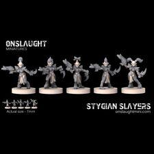 Onslaught Miniatures - Stygian Slayers - 6mm