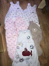 Schlafsack Baby Von 6 Bis 12 Monat Set Paket Winterschlafsack Warm Gefüttert