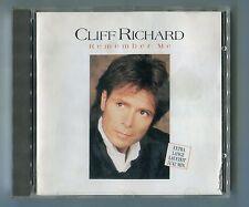 Cliff Richard cd REMEMBER ME © 1987 EMI West Germany Extra Lange Laufzeit 74:42