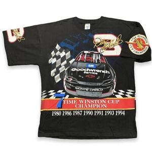 Vintage Dale Earnhardt 1994 Winston Cup Champion Tee Shirt NASCAR NEW DS XL 2XL