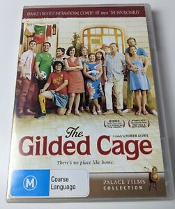 The Gilded Cage - Genuine Region 4 DVD Foreign Film - French