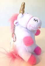 Despicable Me - It's so Fluffy Unicorn Keychain  Universal Studios Exclusive NEW