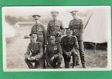 More details for  4th gloucesters gloucester regiment salisbury plain rp pc  ak81