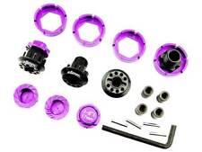 Hot Racing Hpi Savage Flux 17mm hexagonal adaptadores de rueda con / 5mm