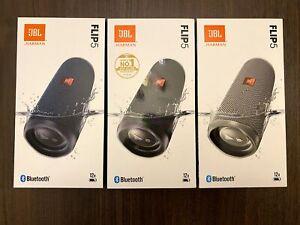 JBL Flip 5 Wireless Waterproof Portable Bluetooth Stereo Speaker Multiple Colors