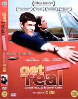 Get Real (Ben Silverstone, Brad Gorton, 1998) NEW DVD
