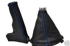 Se adapta a Audi Tt Gear + Freno De Mano Polaina Punto Azul 07 +