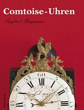 Fachbuch Comtoise-Uhren. Siegfried Bergmann statt 149,80€ STARK REDUZIERT, NEU
