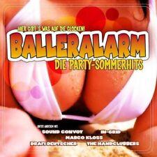Balleralarm! (2001, Koch) | 2 CD | Olaf Henning, Inselfeger, Chris Marlow, Pa...