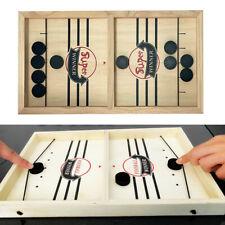 Table Desktop Battle 2 in 1 Ice Hockey Game SLINGPUCK MONTESSORI BOARD TOYS