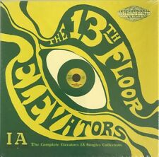 "13TH FLOOR ELEVATORS THE COMPLETE ELEVATORS SINGLES 7"" BOX SET NEW SEALED"