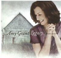2002 Amy Grant Legacy Hymns & Faith, 2 CD set