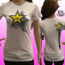 Metal Mulisha Ladies Scribbler Rockstar Tee Size M