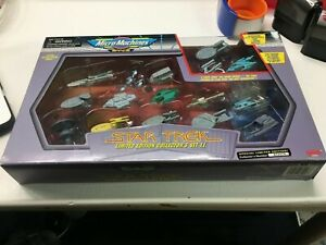 Star Trek Limited Edition Collector's Set II Micro Machines 1995 Galoob Sealed