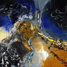 Abstrakte Malereien mit Öl-Technik mit Landschafts-Thema