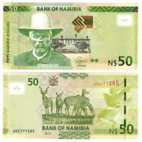 NAMIBIA $50 Dollars (2012) P-13