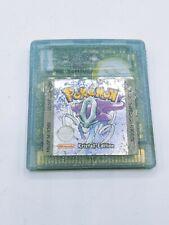 Pokémon Crystal Edition (Nintendo Game Boy Color, 2001) nur Modul - Speichert