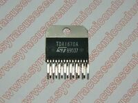 STMicroelectronics CASE TEA2117 Integrated Circuit SQIL15 MAKE