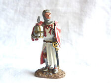 Chevalier anglais 1290 - English Knight  - Soldat de plomb Delprado du Moyen-âge