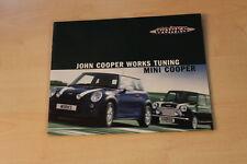 70603) Mini Cooper Works JWC Prospekt 03/2003