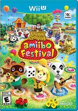 Animal Crossing Amiibo Festival Standalone Wii U PAL *NEW!* + Warranty!