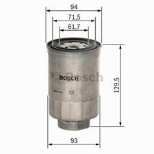 Filtro de combustible Bosch 1457434453 DAIHATSU HYUNDAI KIA MAZDA MITSUBISHI
