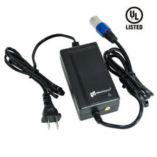 24V Pride Mobility XLR scooter battery charger VRLA/SLA/GEL