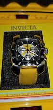 Invicta Lorica Gammato Collection Lupah Yellow Watch