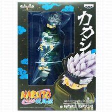 BANPRESTO NARUTO SHIPPUDEN SHINOBI RELATIONS KAKASHI HATAKE PVC FIGURE NEW