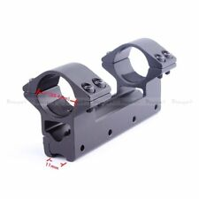 """Professional Connect Dual High Scope 11mm Weaver Rail Mount 1"""" for Air Rifle UK"""