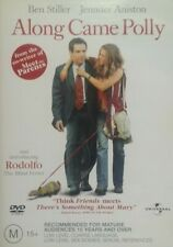 ALONG CAME POLLY DVD M15+ COMEDY Ben Stiller -  Jennifer Aniston Movie