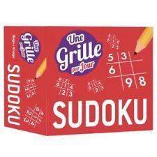Une Grille par jour 2021 - Sudoku