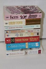Large Lot of Barbara Delinsky Novels The Passion of Chelsea Kane Commitments
