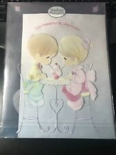 Precious Moments Magnets ~ Plastic Folder Exclusive Collectors Item For Fans