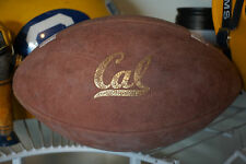 CALIFORNIA GOLDEN BEARS GAME USED NIKE 2003-2012 era FOOTBALL!!
