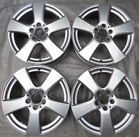 4 Mercedes-Benz Alufelgen Felgen 7J x 17 ET48,5 C-Klasse W205 C205 A2054010400