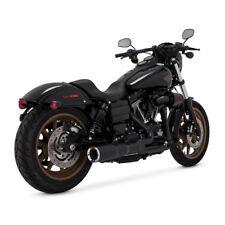 Vance & Hines 2-1 Hi-Output Short Schwarz, für Harley - Davidson Dyna 06-17