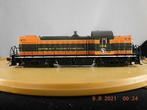 Atlas HO Scale Powered RS-1 Locomotive Great Northern