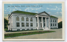 East Duke Building Trinity College Durham North Carolina postcard