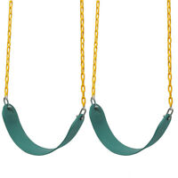 2 Pack Heavy Duty Swing Seat Swing Set Accessories Swing Seat Replacement
